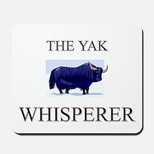 The Yak Whisperer Mousepad