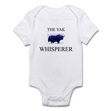 The Yak Whisperer Infant Bodysuit