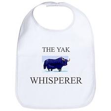 The Yak Whisperer Bib
