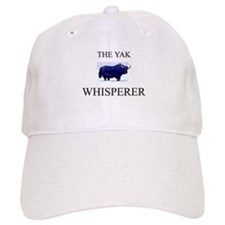 The Yak Whisperer Baseball Baseball Cap