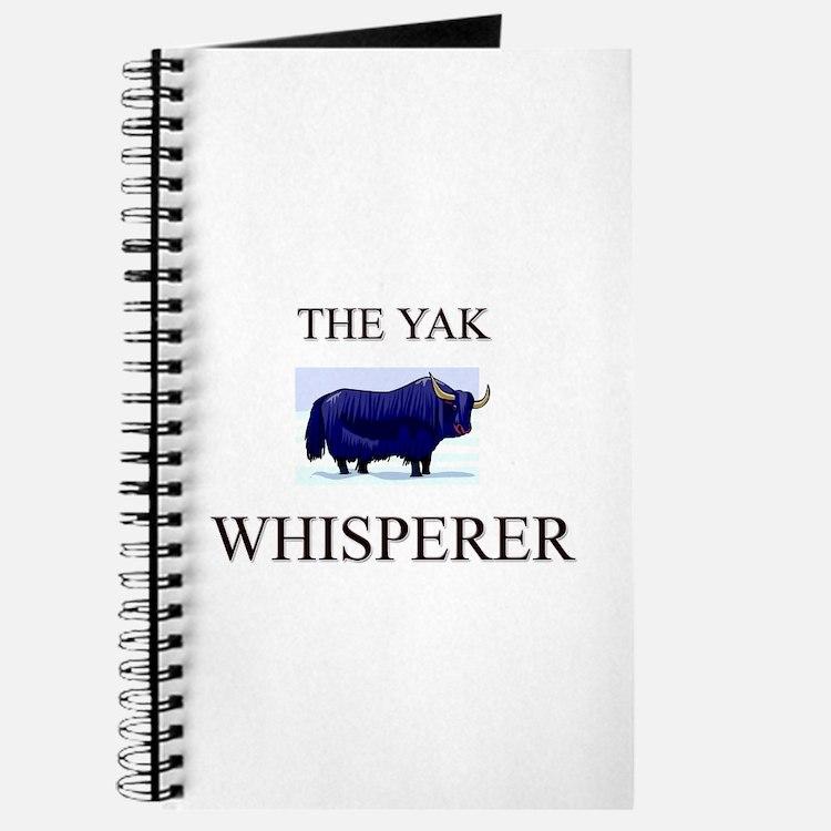 The Yak Whisperer Journal
