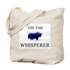 The Yak Whisperer Tote Bag