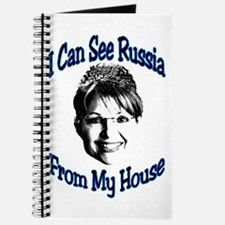 I Can See Russia Journal