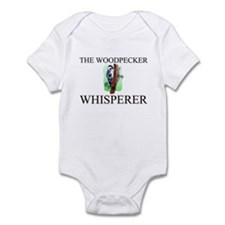The Woodpecker Whisperer Infant Bodysuit