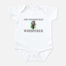 The Woodpecker Whisperer Infant Bodysuit