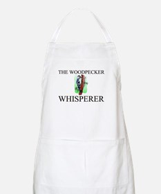 The Woodpecker Whisperer BBQ Apron