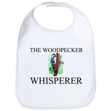 The Woodpecker Whisperer Bib