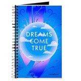 Dreams coming true Journals & Spiral Notebooks