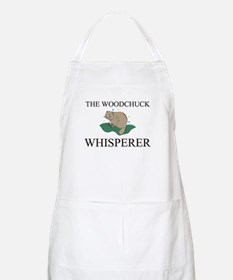 The Woodchuck Whisperer BBQ Apron