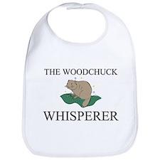 The Woodchuck Whisperer Bib