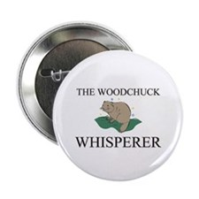 "The Woodchuck Whisperer 2.25"" Button"