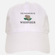 The Woodchuck Whisperer Baseball Baseball Cap