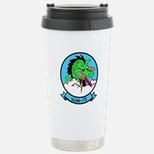 VAW 13 Zappers Stainless Steel Travel Mug