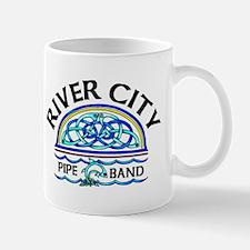 River City Pipe Band Logo Mug
