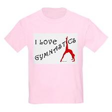 Gymnastics T-Shirt - Love