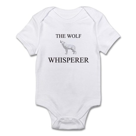 The Wolf Whisperer Infant Bodysuit