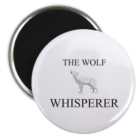 The Wolf Whisperer Magnet