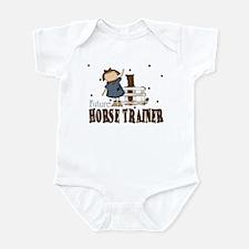 Future Horse Trainer Baby Infant Bodysuit