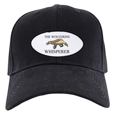 The Wolverine Whisperer Black Cap