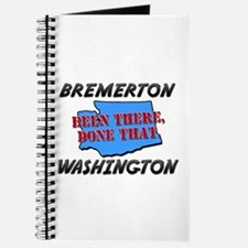 bremerton washington - been there, done that Journ
