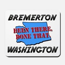 bremerton washington - been there, done that Mouse