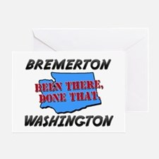 bremerton washington - been there, done that Greet