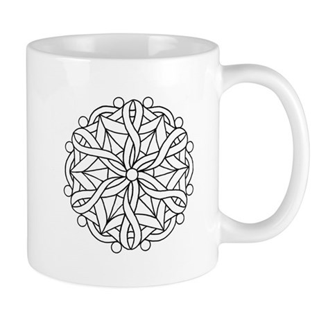 B/W Understanding Mug
