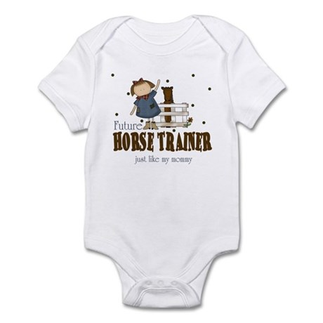 Future Horse Trainer like Mommy Infant Bodysuit