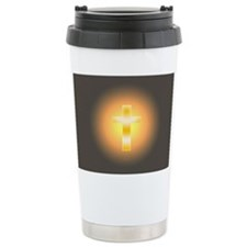 """Easter Cross"" Travel Mug"