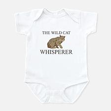 The Wild Cat Whisperer Infant Bodysuit