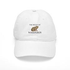 The Wild Cat Whisperer Baseball Cap