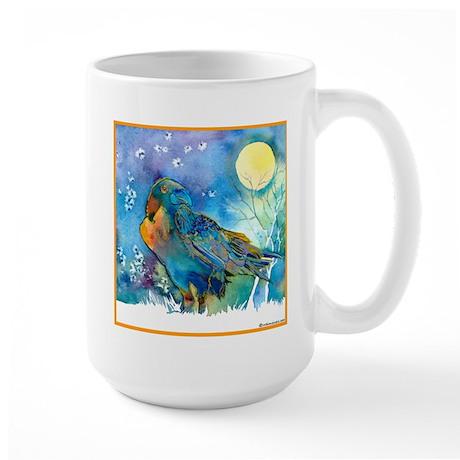Lunar Raven Large Mug