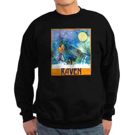 Lunar Raven 2 Sweatshirt (dark)