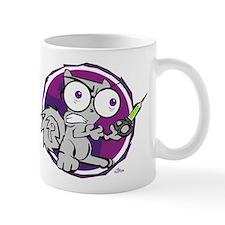 NEEDLES IN MY EYES! Mug