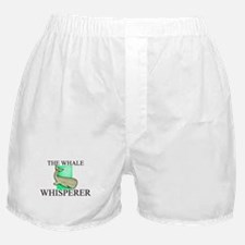 The Whale Whisperer Boxer Shorts