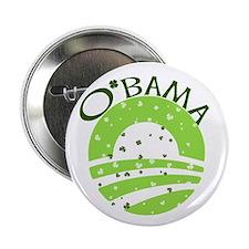 "Obama St. Patrick's Day 2.25"" Button"