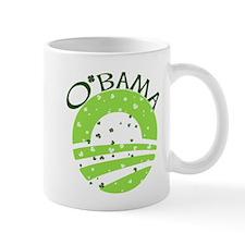 Obama St. Patrick's Day Mug