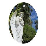 Bonaventure cemetery Oval Ornaments