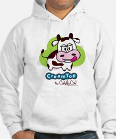CreamTop the Cuddly Cow Hoodie