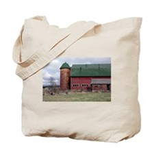 Indiana Barn Tote Bag