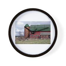 Indiana Barn Wall Clock