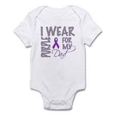 Cute Pancreatic cancer awareness Infant Bodysuit