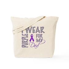 Cute Pancreatic cancer Tote Bag