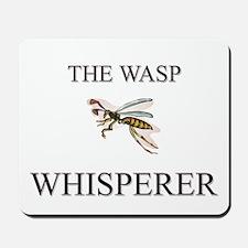 The Wasp Whisperer Mousepad