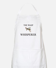 The Wasp Whisperer BBQ Apron