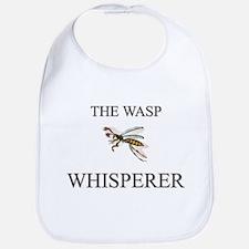 The Wasp Whisperer Bib