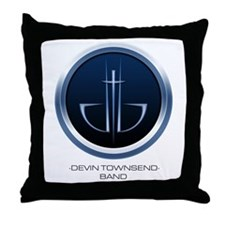 Devin Townsend Band Throw Pillow