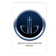 Devin Townsend Band Postcards (Package of 8)