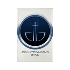 Devin Townsend Band Rectangle Magnet