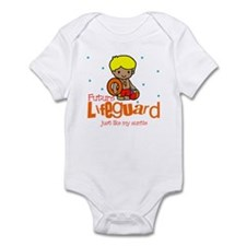 Future Lifeguard like Auntie Baby Infant Bodysuit